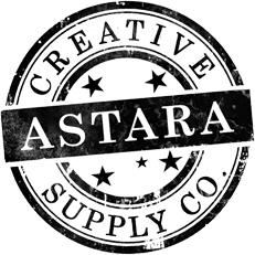 astara creative supply company logo